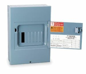 Square D Load Center Main Lug 100 Amps 120 240vac Voltage Number Of Spaces