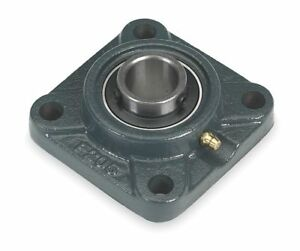 Dayton Flange Bearing 4 bolt Ball 2 7 16 Bore 3fcy7