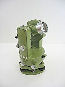 Wild leica T16 70 Theodolite transit For Surveying 1 Month Warranty