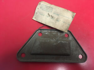 Ford Tractor Oem Part Plate Cover C7nnd852a
