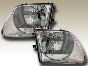 1997 1998 1999 2000 03 Ford Expedition F 150 Headlights