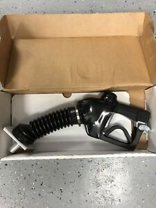 Healy Franklin Fueling Systems Nozzle Black Scf Full Svc Vac Assist 400 04