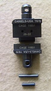 Daniels Dmc Crimp Die Set Y619