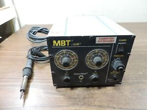Soldering Desoldering Station And Iron Pace Mbt Pps 80a