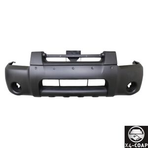 New Front Bumper Cover For Nissan Frontier Xe se sc Model