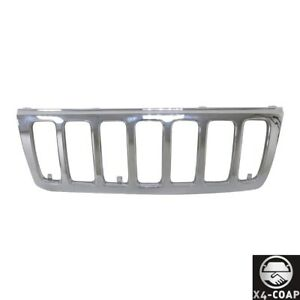 New Front Grille For Jeep Grand Cherokee Laredo Model