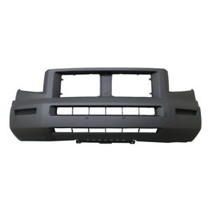 New Front Bumper Cover For Honda Ridgeline Black