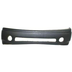 New Front Bumper Cover For Gmc Yukon Black