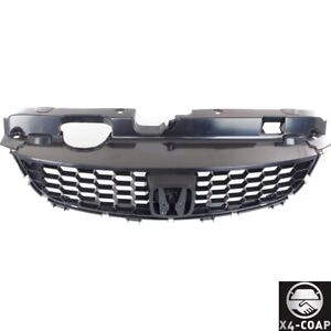 New Front Grille For Honda Civic Black
