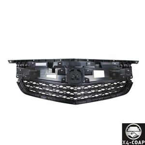 New Front Grille For Acura Tl Black