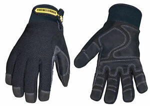 Youngstown 03 3450 80 l Waterproof Winter Plus Insulated Work Gloves Large
