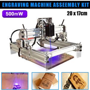 500mw Usb Mini Laser Engraver Printer Cutter Carver Diy Mark Engraving Machine