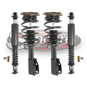 98 99 Oldsmobile Aurora 4 Wheel Conversion To Front Struts And Rear Shocks
