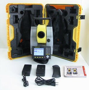 Geomax Carlson Zipp20 R250 5 Total Station For Surveying 1 Month Warranty