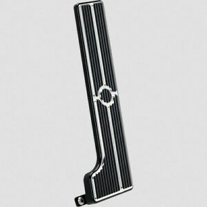 Billet Specialties 199245 Gas Pedal Full Size Chevy Black Anodized