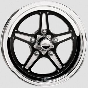 Billet Specialties Brs035806145n Wheel Street Lite 15 Diameter