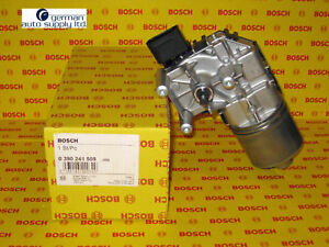 Audi Windshield Wiper Motor Bosch 0390241509