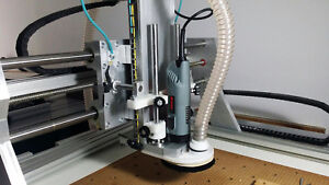 3 Axis Cnc Router Profesional