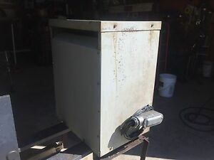 75 Kva Transformer 3 Phase 982a707aap001 Aa Dry Type