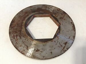 527542 A Used Friction Plate For A New Idea 5209 5212 Caseih 3309 Mowers