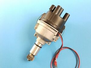 New Electronic Distributor For Tjd Wisconsin Engine 2 cylinder Fits Tjd Only