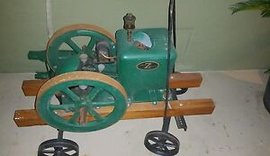 Hit Miss Engine Fairbanks Morse 1 1 2 Hp Z Engine American History