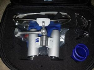 Zeiss Surgical Loupes X3 5 60mm