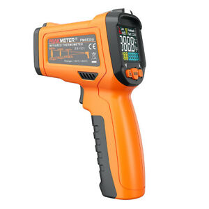 Pm6530a Infrared Thermometer Non Contact Lcd Digital 50 300 58 572
