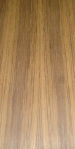 Teak Wood Veneer 13 X 24 On Paper Backer a Grade Quality 1 40th Thickness