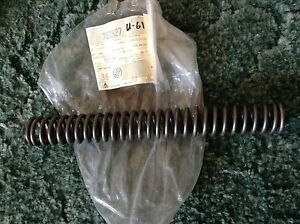 761527 A New Compression Spring For A New Idea 526 527 528 5406 5407 Mower