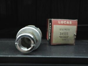 Lucas Nos 34503 Ignition Switch