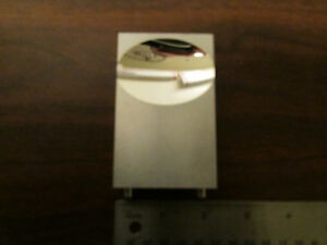 Aero Research Associates Aluminum Ir Infrared Mirror 53mm Oval Thermo Nicolet
