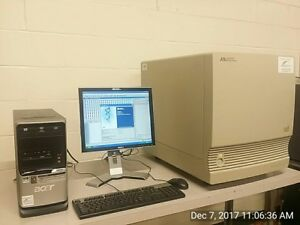 Make Offer Applied Biosystems Prism 7900ht Sequence Detection System 384 Well