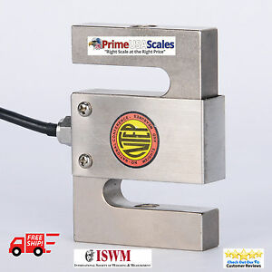 Load Cell S type Load Cell Alloy Steel Many Capacity Options