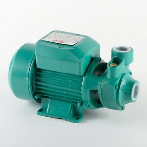 Electric Water Pump 1hp