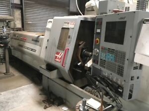 Haas Sl 20 Cnc Lathe Tool Setter Spindle Orientation New 2006