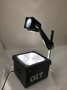 Eiki 3870a Transparency Overhead Projector Working Free Shipping