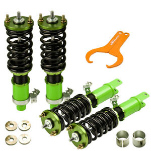 Full Assembly Coilovers For Honda Acura Integra 1994 2001 Civic 92 95 Shocks