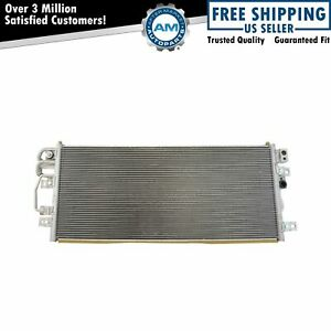 Ac Condenser A c Air Conditioning For Ford Explorer Truck Suv Brand New