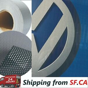 54in X 50ft perforated One Way Vision Printing Vinyl Window Decal Sticker Roll