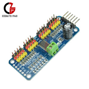 16 Ch 12 bit Pwm Servo Shield Driver i2c Interface pca9685 For Arduino Robot