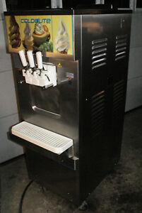 Coldelite Carpigiani Uf 213 Soft Serve Ice Cream Frozen Yogurt Freezer Machine