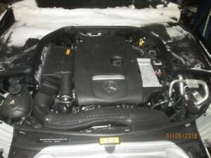 C300 2018 Engine Assembly 463786