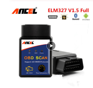 For Mercedes Benz Obd2 Bluetooth Original Car Code Scanner Diagnostic Tool