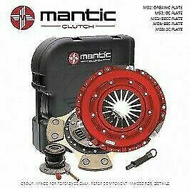 Mantic Stage 4 Clutch Kit For Toyota Sprinter Ae100 1 5 Ltr Dohc 5a fe 5speed