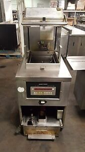 Henny Penny High Volume Open Fryer