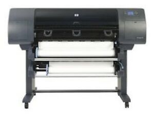Hp Designjet 4520 Large Format Inkjet Printer 42 Plotter Printer