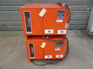 2 Ferro Five Fr Series Electric Forklift Or Pallet Jack Battery Charger