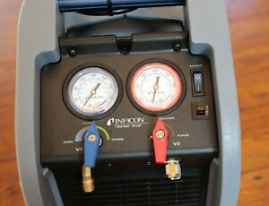 Inficon Vortex Dual Refrigerant Recovery Machine Unused