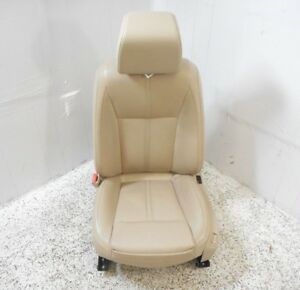 10 11 Saab 9 5 Front Driver Left Seat Opt A51 Electric W Mmry Oem Tan Leather